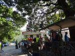 村公所旁有個小巴站, 原來有34號小巴由東涌市到此 DSC08183