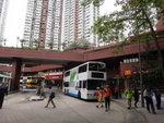 中環交易廣場巴士總站乘97號巴士至鴨脷洲利東村總站落車 DSC08576