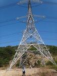 電塔下穿過即在一壁底 DSC09030