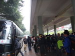 大埔火車站集合後往乘旅遊巴士, 唔該哂史賓沙 DSC09115