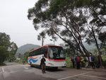 到烏蛟騰落車, 每人30元包來回, 大美督接往斧山道運動場, 中途可停大埔及大學火車站 DSC09116