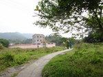 前望見烏蛟騰群村的新屋下村 DSC09126