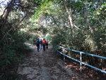 馬鞍山濾水廠旁小徑往大洞村方向去 DSC09844