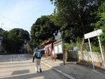 原來是通往青山寺的青山寺徑 DSC00012