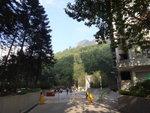 經竹園北村, 前望見獅子山 DSC01504