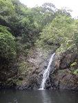 小明己到瀑頂 DSC02180