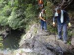 山路接瀑頂位 DSC02187