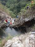 瀑頂下望 DSC02214