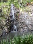 仍然有潭瀑, 依然右邊上瀑頂 DSC02239