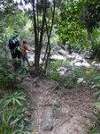接入澗 - 猴塘溪是也 DSC02279