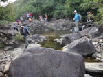 下午茶後繼續下降猴塘溪下游 DSC02374