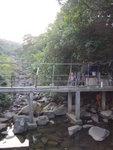 回望猴塘溪下游澗道 DSC02407
