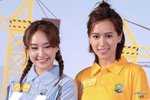 Jeannie Chan 陳瀅 (left) 5DM37110a