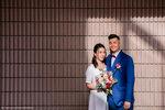Wedding of Jack and Shirley