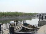 这条河就是曾经的京杭大运河
