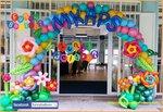 閩僑小學畢業氣球佈置