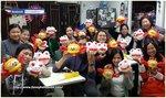 Q版財神 & 招財貓 氣球興趣班完成