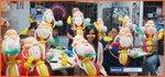 壽星公氣球造型班