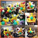 氣球獅頭班