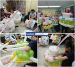 巨型蛋糕氣球班
