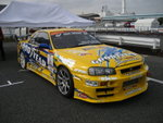 GOODYEAR DRIFT TEAM GTR 32