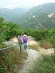 016:九逕山坳接天梯(983級)上金頂