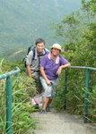 022:九逕山坳接天梯(983級)上金頂