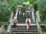 004:百步梯、雲景道登芽菜坑廢村
