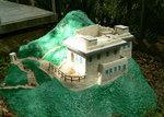008:麥景陶式警署模型(邊境早期警署多採 用這款形制)警隊博物館