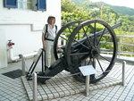 010:大埔警署野戰炮(警隊博物館)