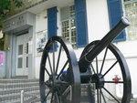 011:大埔警署野戰炮(警隊博物館)