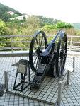 012:大埔警署野戰炮(警隊博物館)
