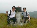 034:大枕蓋主峰高408米