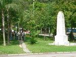 004:二次世界大戰聖約翰救傷隊員殉難紀念碑
