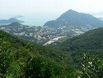 030:布力徑遠望南朗山、壽臣山、黃竹坑