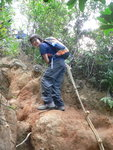 031:石壘頂登山口(旁邊是雁谷迷徑入口)