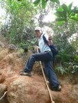 032:石壘頂登山口(旁邊是雁谷迷徑入口)