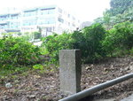 016:路碑(左往西貢、右往大老)