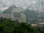 P1910173C龍欣道下瞰澤安村帝景峰燈塔山