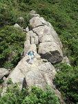 017:天梯(岩右有小徑上引比較安全)
