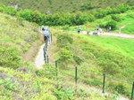 027:山坳右下大水坑、左上275米小崗落高爾夫球場