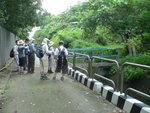 023:油柑頭水庫過橋左轉登山