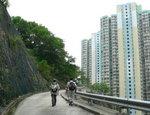 009:東熹苑登筲箕灣上食水配水庫公園