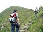 登觀音山(膝頭哥山)  P1550305