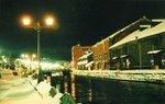 Snowy Otaru, Hokkaido