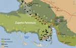 map zapata
