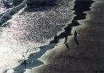 """""""Shining beach 閃爍的沙灘"""", Pak Lap 白腊, 4/2/2003"""