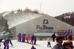 第二日:滑雪埸內,Woo,飛雪woooooo