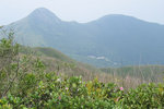 Lung Ha Wan Country Trail, 5/6/2003.  High Junk Peak, view from Tai Leng Tung