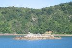 烏排 Wu Pai in the Crescent Bay of Crescent Island 娥眉洲